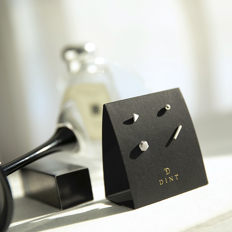 Korean AJ-4309 earring (Silver 925) (4Piece set)