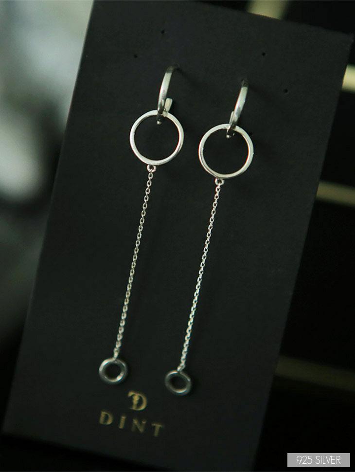 AJ-4296 earring (Silver 925)