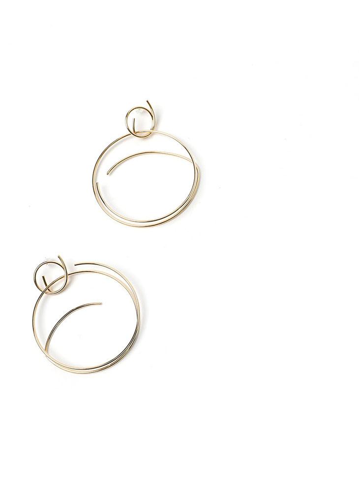 AJ-4676 earring