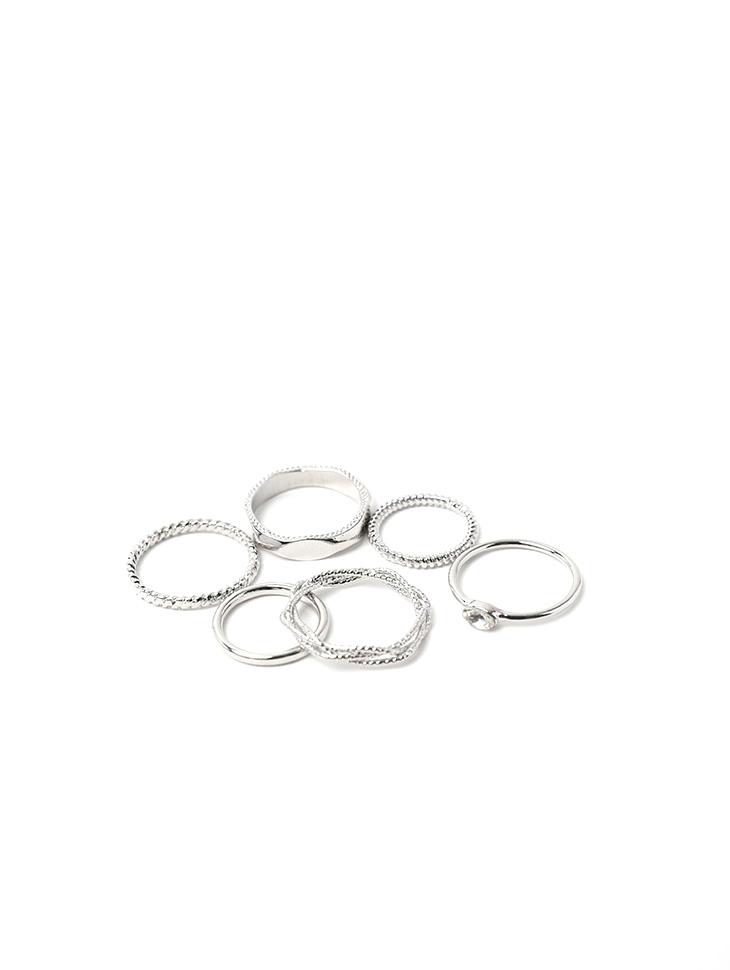 AJ-4693 ring(8PieceSET)