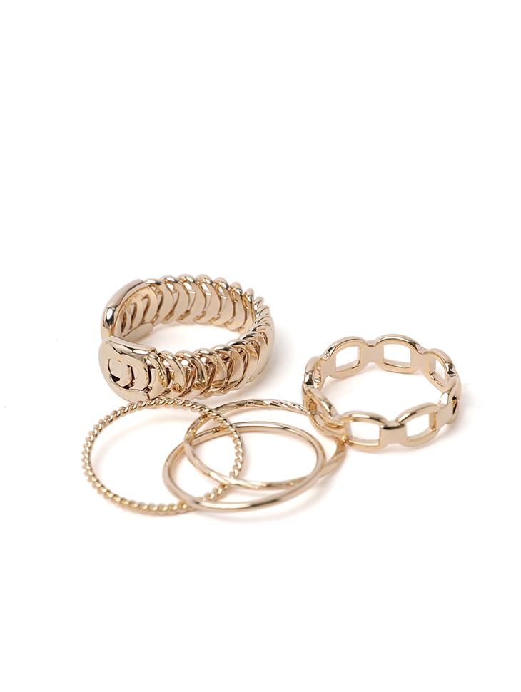 AJ-4694 ring(3PieceSET)