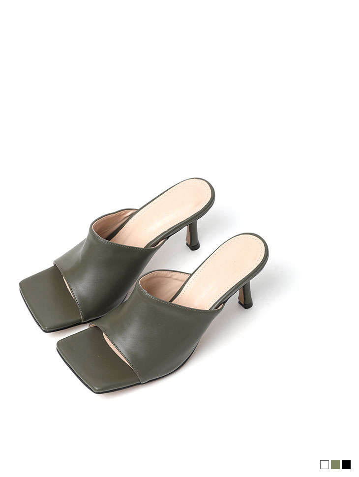 AR-2475 square Point sandals heels