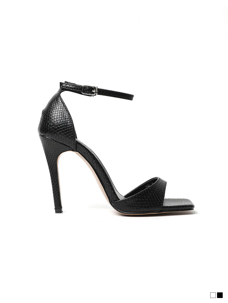 AR-2478 메디 snake Buckle Strap  High heels (17th REORDER)