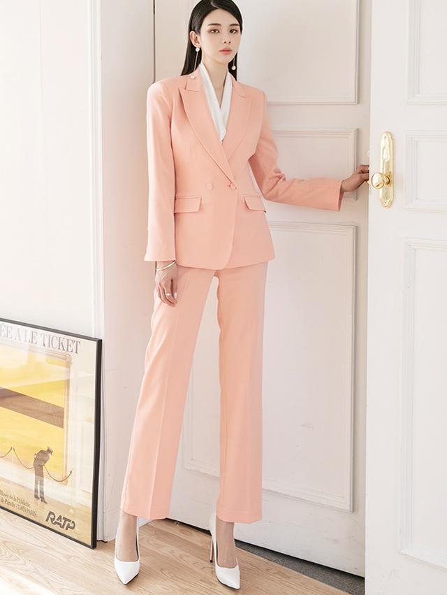 TP1076 위브라인 spring Set up Suit*L size production*(15th REORDER)*SET 5%*