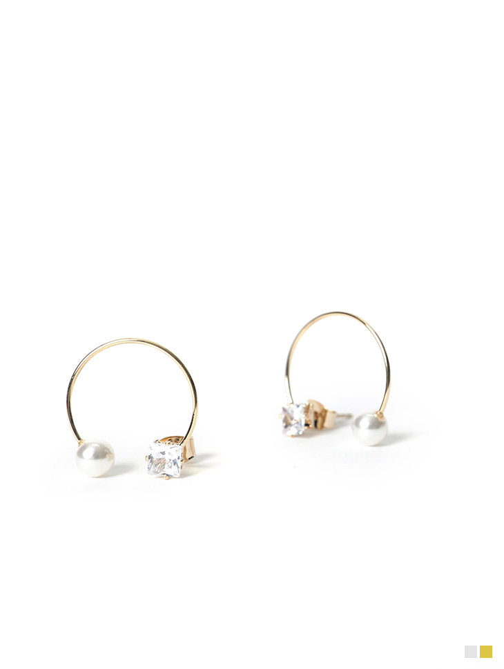 AJ-4636 earring