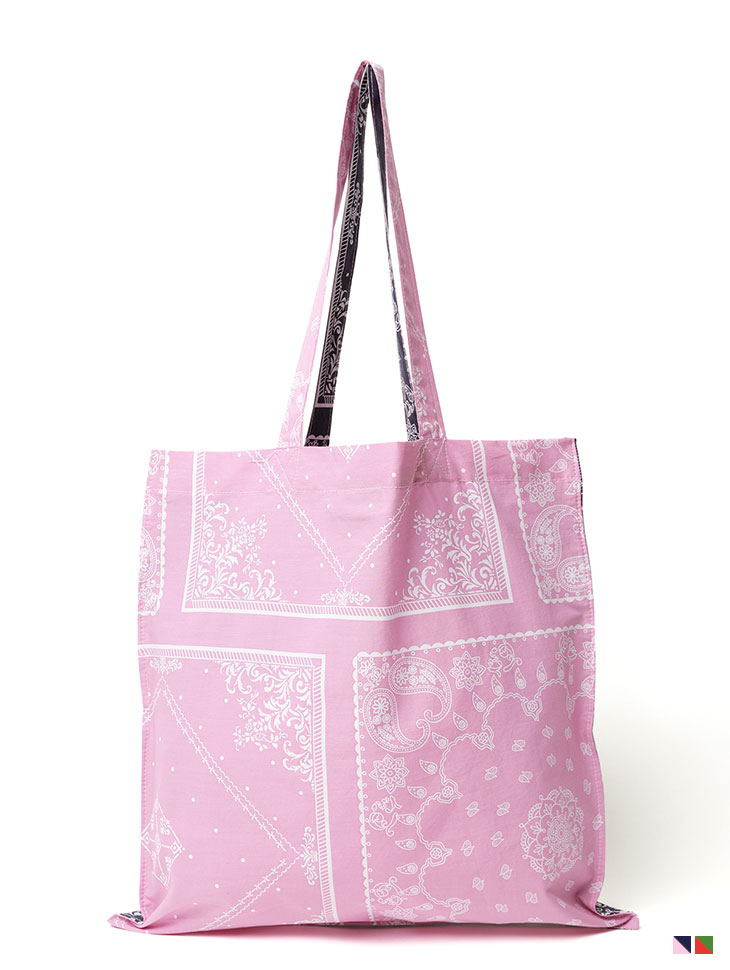 A-1139 Pattern Point Eco Bag