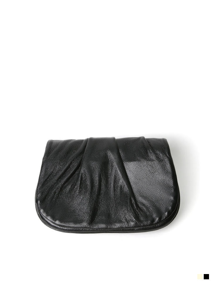 A-1176 real leather Cross bag