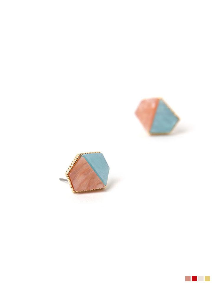 AJ-4805 earring