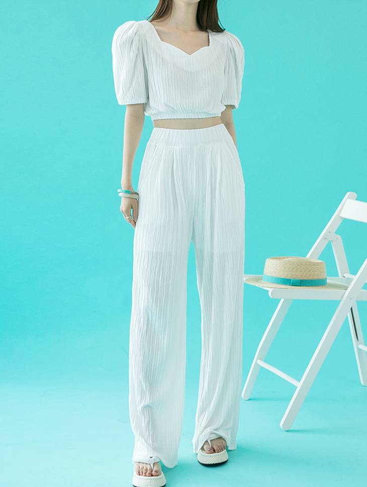 TP1132 셀란 wrinkle Point two-piece*SET 5%*(16th REORDER)