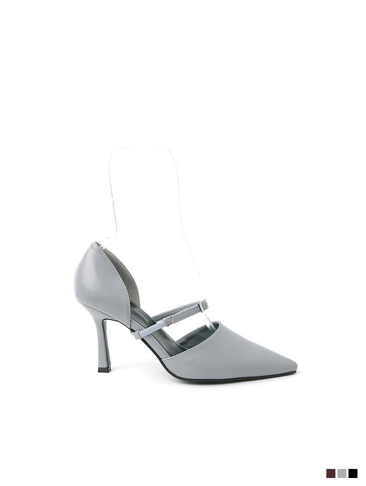 AR-2564 Strap stiletto heel