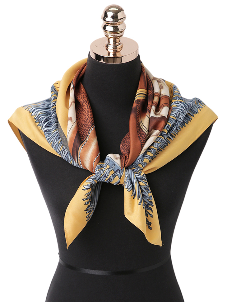 AS-1473 Color Point Scarf