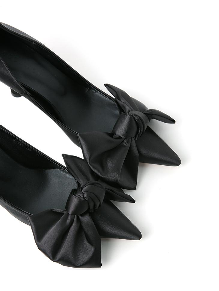 AR-2579 ribbon Point stiletto High heels
