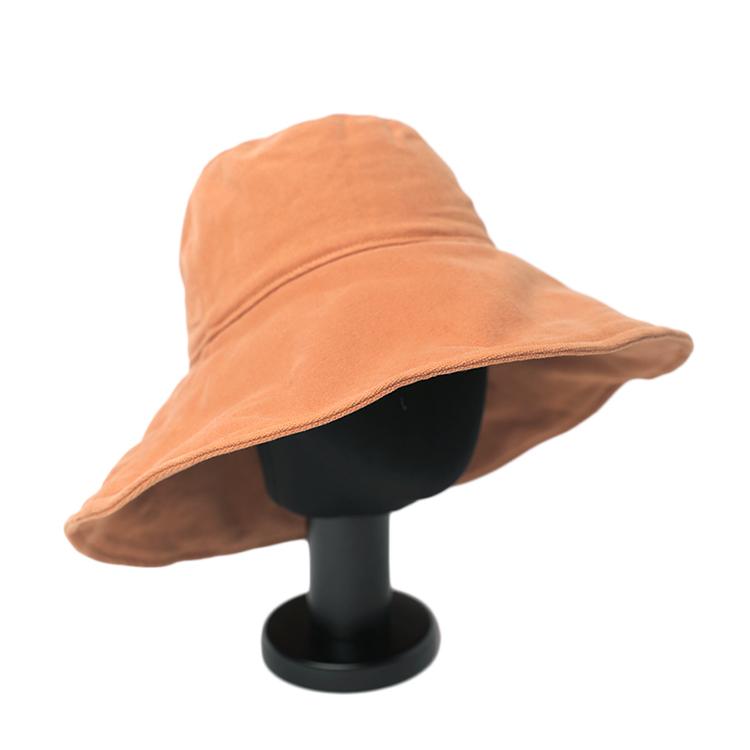 Korean AC-625 Cotton wire bucket hat