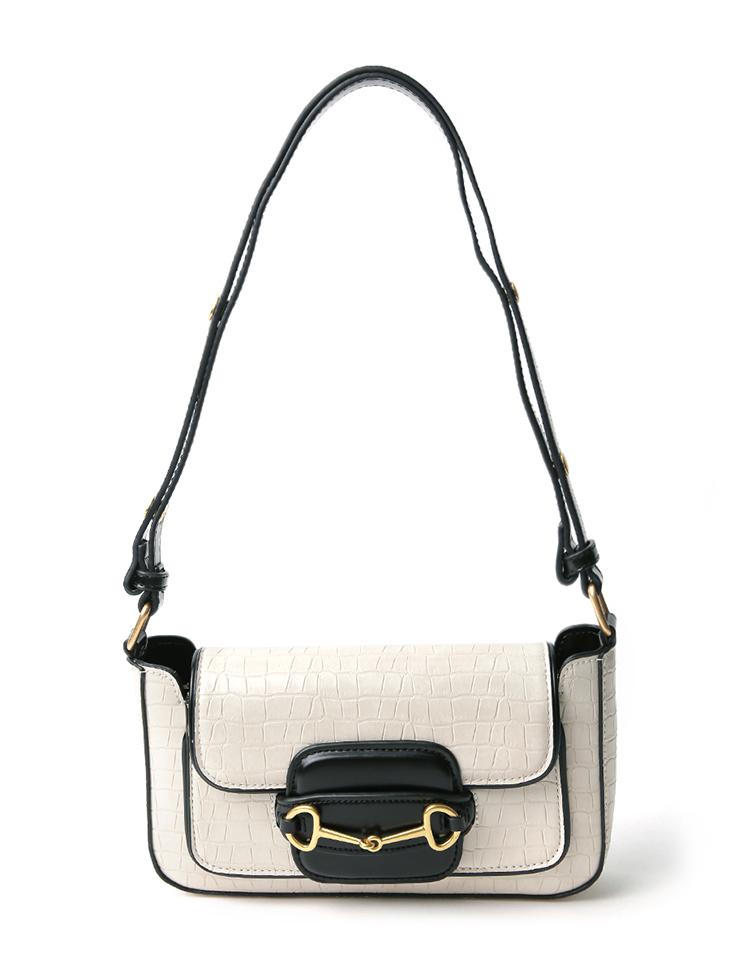 A-1209 Color scheme Leather Bag