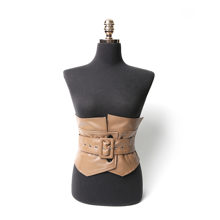 Korean AT-294 Double layered Belt(bustier SET)(204th REORDER)