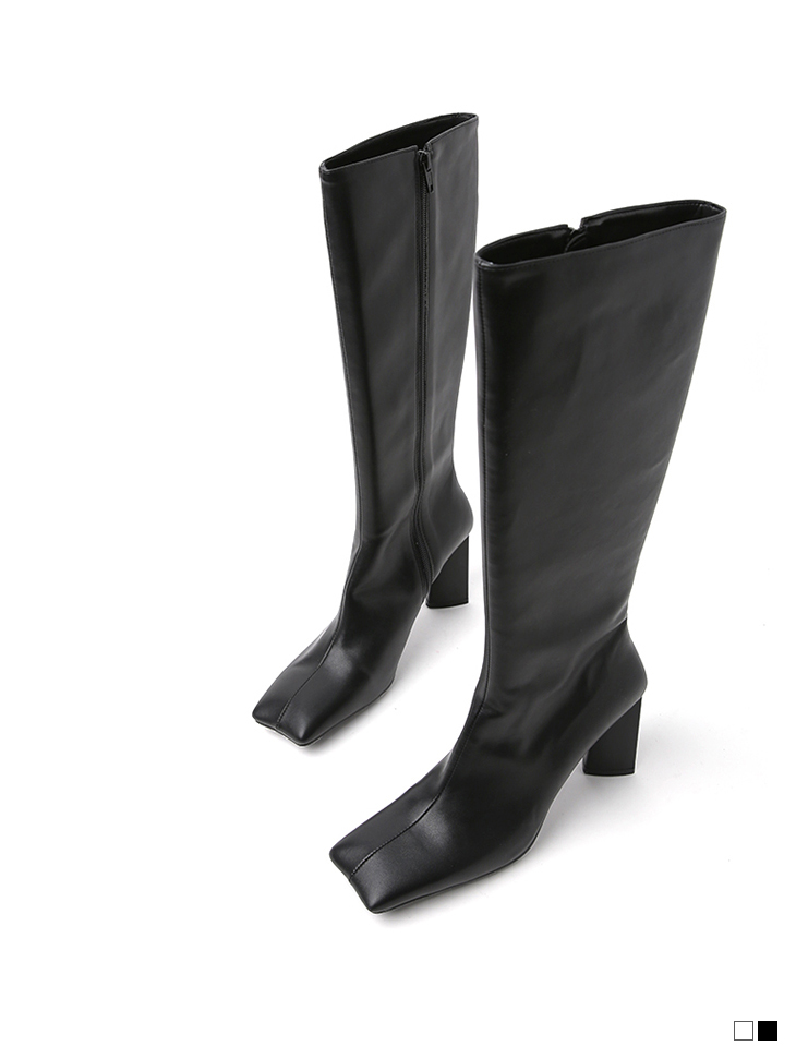 AR-2586 square Long boots