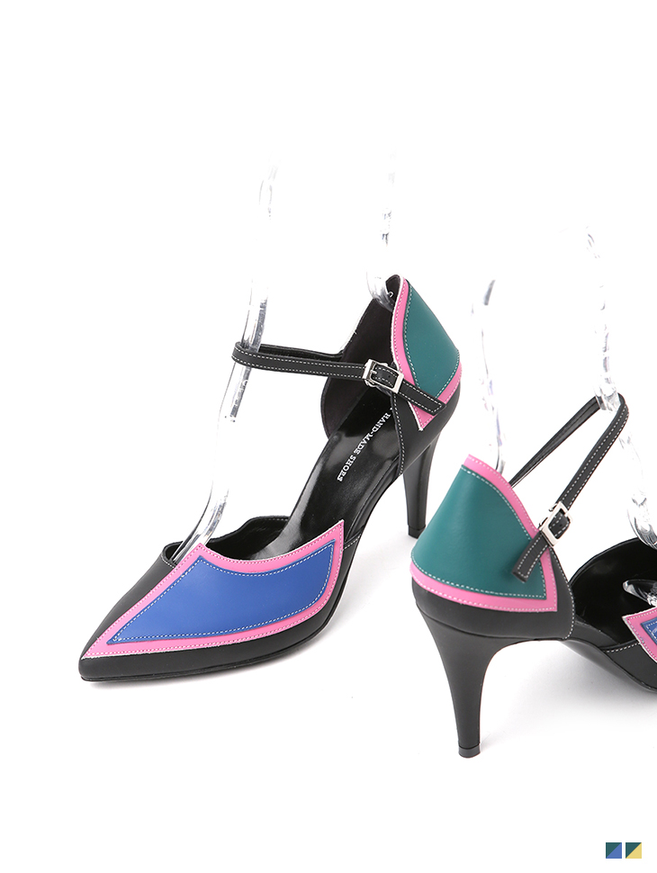 HAR-670 real leather Color Color scheme High heels*HAND MADE*