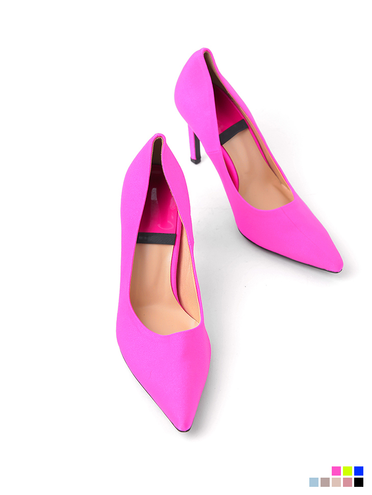 AR-2609 Colorful High heels