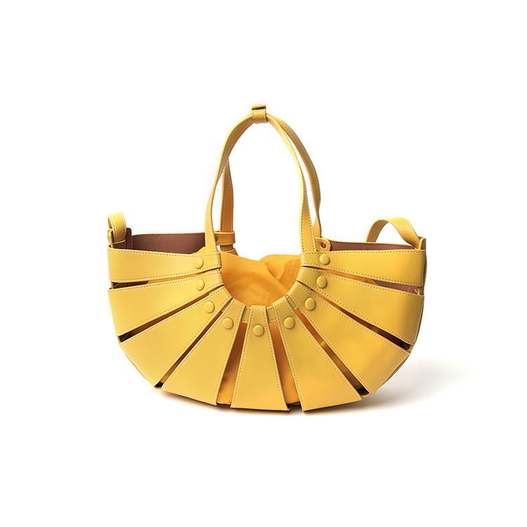 Korean A-1274 Color Leather tote Bag