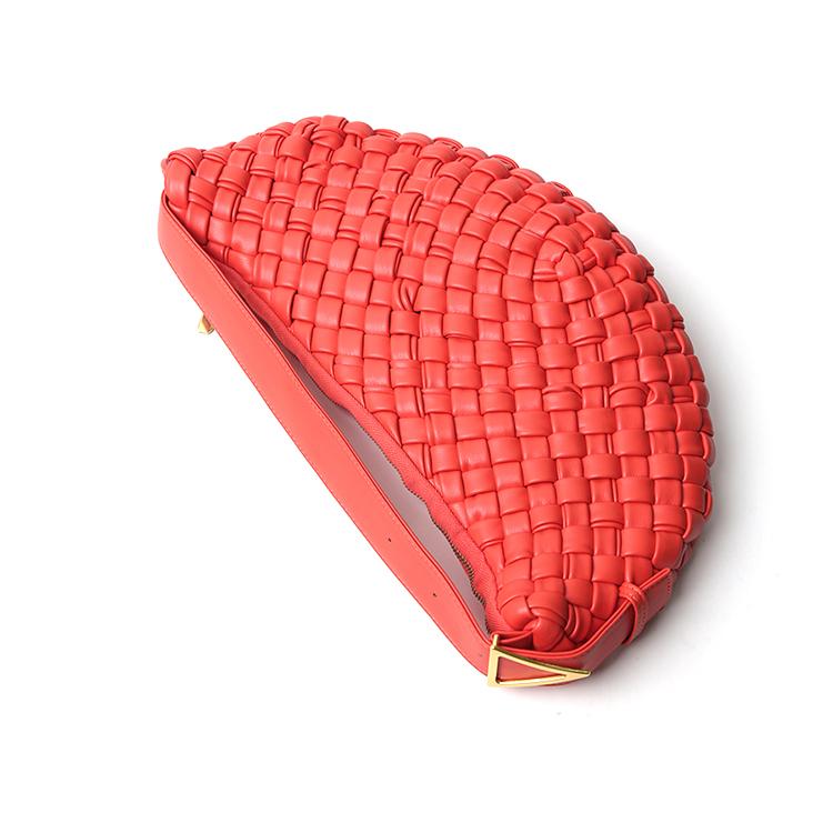 Korean A-1289 lambskin Leather shoulder Bag